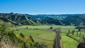 Rangitikei Flats Royalty Free Stock Image