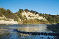 Rangitikei River Royalty Free Stock Photo