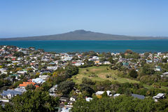 Rangitoto Island Royalty Free Stock Photos