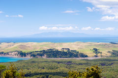 Rangitoto Island New Zealand Stock Images