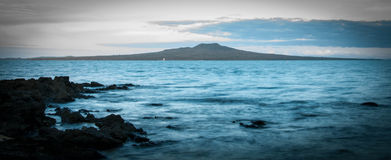Rangitoto Island Stock Images