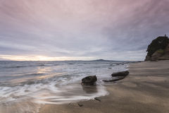 Rangitoto Island Stock Photography