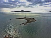 Rangitoto Royalty Free Stock Image