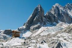 Rango de alta montaña Foto de archivo libre de regalías