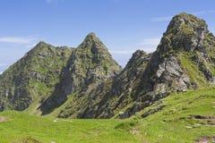 Rango de montaña Foto de archivo