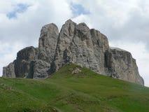 Rango de montaña de la dolomía Imagen de archivo libre de regalías