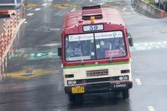 59 Rangsit - Sanamluang Lizenzfreies Stockfoto