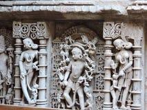 Rani Ki Vav Stockfotografie