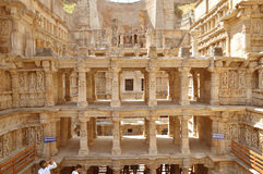 Rani ki vav, patan, Gujarat Royalty Free Stock Photos