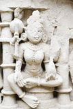 'Rani-ki-Vav', an 11th century stepwell in Gujarat, has been approved as a World Heritage Site Stock Photos