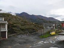 Ranipauwa after rain, Nepal Stock Images