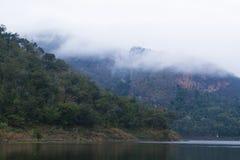 Ranków krajobrazy Kaeng kora 02 Obrazy Royalty Free