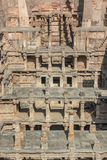 Ranki step well world heritage site Royalty Free Stock Images