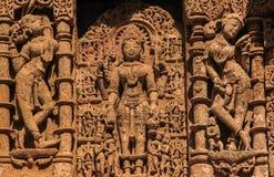 Ranki vav sculpture Royalty Free Stock Image