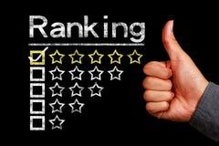 Ranking concept Stock Image