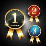 Ranking label Royalty Free Stock Image