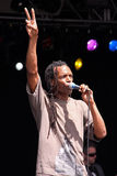 Ranking Roger of ska band The Beat Royalty Free Stock Photo