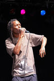 Ranking Roger of ska band The Beat Stock Images