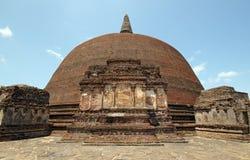 Rankoth Vehera Stupa Royalty Free Stock Photography