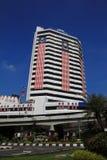 Ranku miasta widok Kuala Lumpur zdjęcie stock