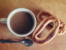 Ranku śniadanie Zdjęcie Royalty Free