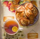 Ranku śniadanie Obraz Royalty Free