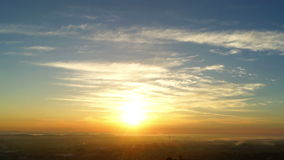 Ranku słońca świtu natura zdjęcie wideo