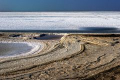 Rann de Kutch photo libre de droits