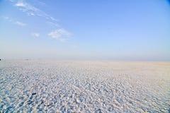 Rann de terrain de Kutch photos stock