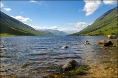 Rannoch hed Skottland arkivfoton