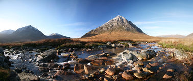 Rannoch panorama Royalty Free Stock Image