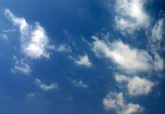 rano niebo Fotografia Stock