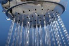 rano prysznic Zdjęcie Royalty Free