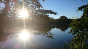 rano słońce obrazy stock
