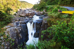 Ranomafana waterfall Royalty Free Stock Photos