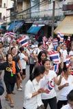6.2013 ranong-Νοεμβρίου: Οι άνθρωποι είναι σε Ranong (μικρή επαρχία μέσα Στοκ εικόνα με δικαίωμα ελεύθερης χρήσης