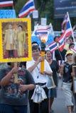 6.2013 ranong-Νοεμβρίου: Οι άνθρωποι είναι σε Ranong (μικρή επαρχία μέσα Στοκ Φωτογραφίες