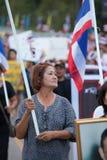 6.2013 ranong-Νοεμβρίου: Οι άνθρωποι είναι σε Ranong (μικρή επαρχία μέσα Στοκ φωτογραφίες με δικαίωμα ελεύθερης χρήσης