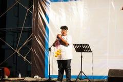 Ranong, Ταϊλάνδη - 3 Δεκεμβρίου 2013: Αντικυβερνητικός Στοκ φωτογραφία με δικαίωμα ελεύθερης χρήσης