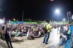 Ranong, Ταϊλάνδη - 3 Δεκεμβρίου 2013: Αντικυβερνητικός Στοκ εικόνα με δικαίωμα ελεύθερης χρήσης