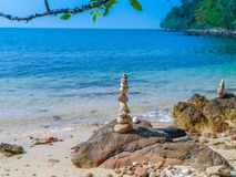 ranong do mar Imagens de Stock Royalty Free