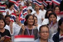 Ranong-November 6,2013 : People are in Ranong (small province in Stock Image
