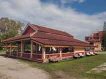 Ranong tempel Royaltyfria Foton