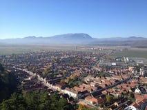 Rașnov city Stock Photos