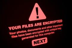 Ransomware imagenes de archivo