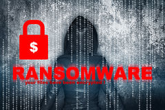 Ransomware Royalty Free Stock Photography