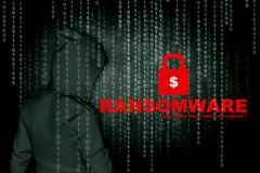 Ransomware Royalty Free Stock Image