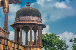 Ranthambhore fort Royalty Free Stock Photos