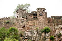Ranthambore Fort Stock Photos