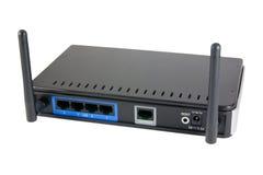 Ranurador de WiFi con el LAN Imagen de archivo libre de regalías